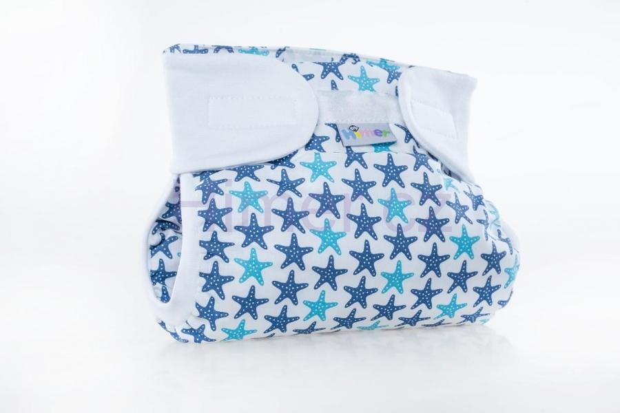 Himerky®-kalhotky na široké balení VEL.2 - Modré hvězdice 5031bc9c3a